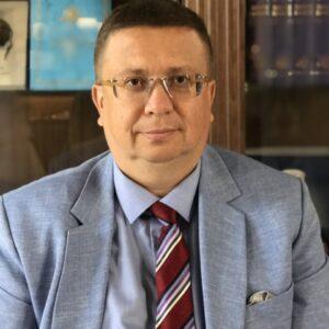 юрист-міжнародник Пузирко Володимир Михайлович
